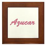 Azucar Framed Tile