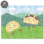 Dancing Perohy/Varenyky Puzzle