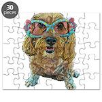 rose colored glasses Puzzle