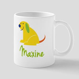 Maxine Loves Puppies Mug