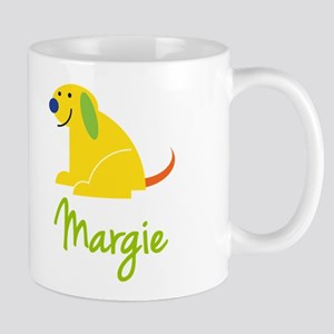 Margie Loves Puppies Mug