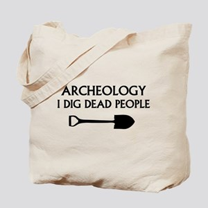 Archeology Tote Bag