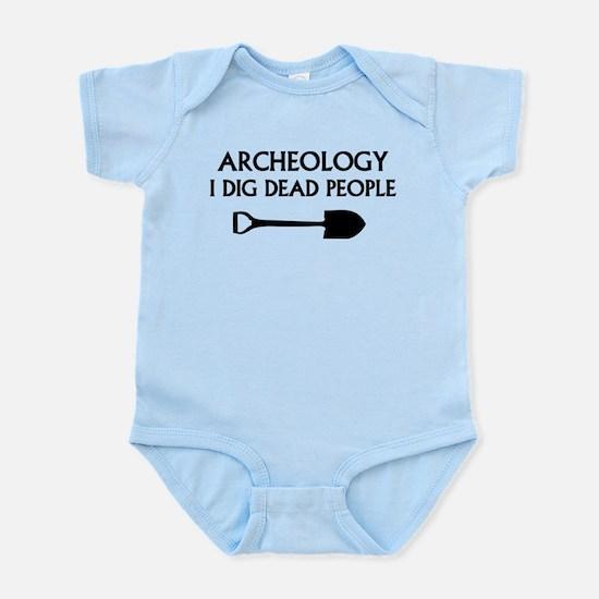 Archeology Infant Bodysuit