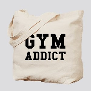 GYM ADDICT Tote Bag