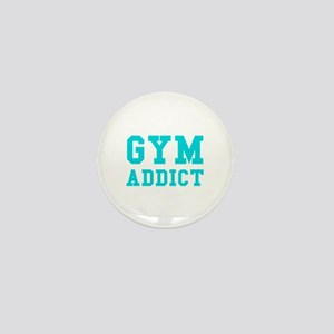 GYM ADDICT Mini Button