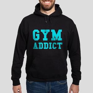 GYM ADDICT Hoodie (dark)