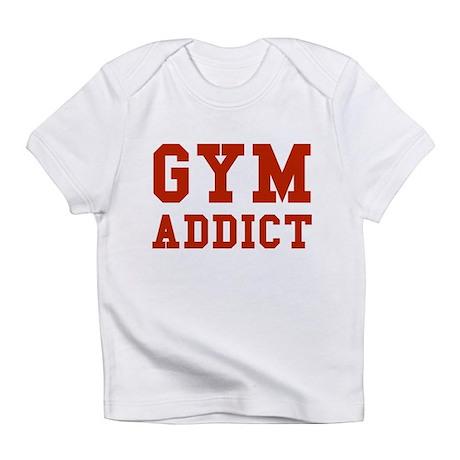 GYM ADDICT Infant T-Shirt
