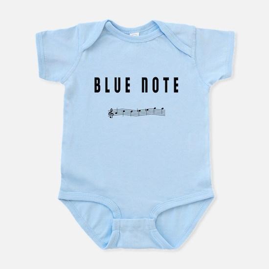 BLUE NOTE Infant Bodysuit