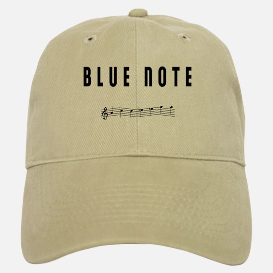 BLUE NOTE Baseball Baseball Cap