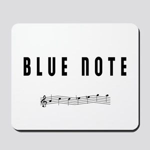 BLUE NOTE Mousepad