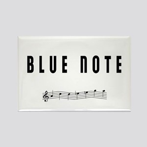 BLUE NOTE Rectangle Magnet