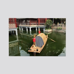Chinese Traditional Architecture Magnets