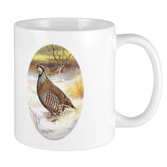 Red Legged Partridge Mug