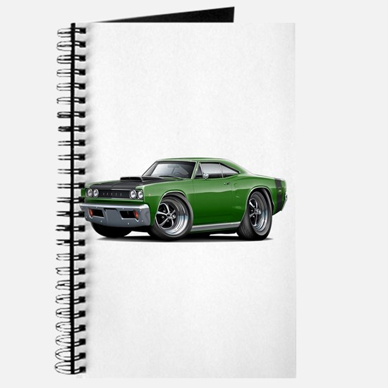 1968 Super Bee Green Car Journal