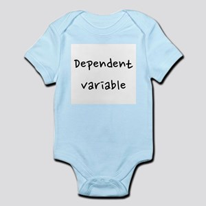 Dependent variable Infant Bodysuit