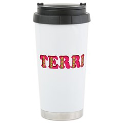Terri Stainless Steel Travel Mug