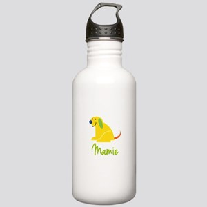 Mamie Loves Puppies Stainless Water Bottle 1.0L