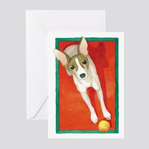 """THROW IT!"" Greeting Cards (Pk of 10)"