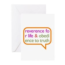 A Mini Philosophy Greeting Cards (Pk of 10)