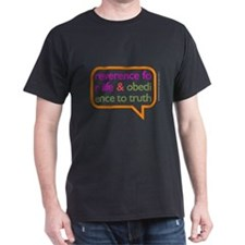 A Mini Philosophy Dark T-Shirt