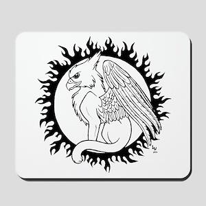 Sun Gryphon Mousepad