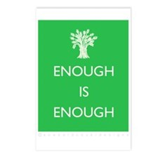 Enough Is Enough Postcards (Package of 8)