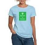 Enough Is Enough Women's Light T-Shirt