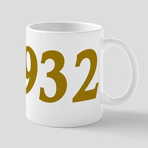 Est 1932 (Birth Year) Mug