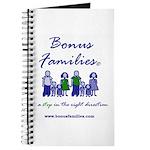 Bonus Families Journal
