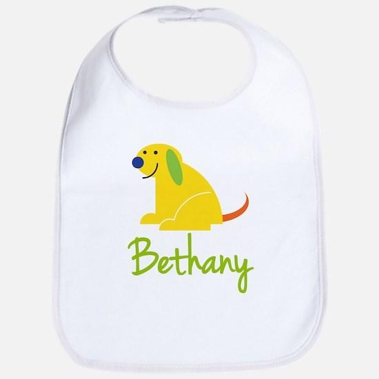 Bethany Loves Puppies Bib