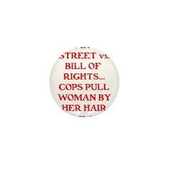 PIGS IN THE STREET vs. THE BI Mini Button (10 pack
