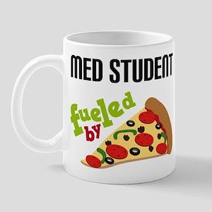 Med Student Funny Pizza Mug