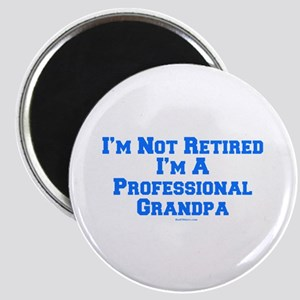 Professional Grandpa Magnet