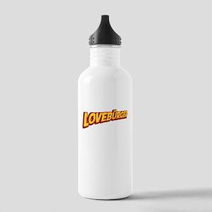 Lovebürger Stainless Water Bottle 1.0L