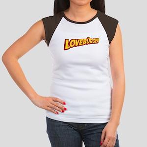Lovebürger Women's Cap Sleeve T-Shirt