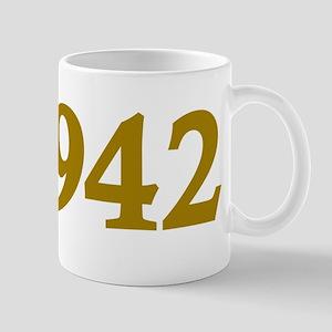Est. 1942 (Birth Year) Mug