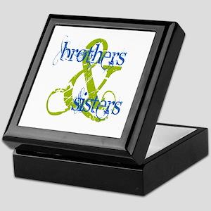 Brothers & Sisters Television Keepsake Box