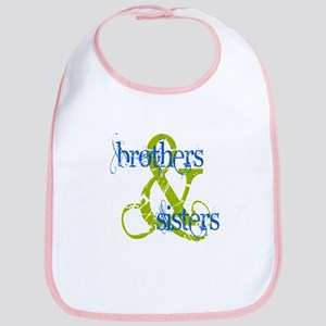 Brothers & Sisters Television Bib
