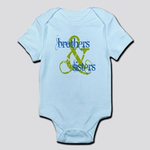 Brothers & Sisters Television Infant Bodysuit