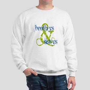 Brothers & Sisters Television Sweatshirt