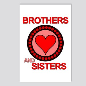 Brothers & Sisters Television Postcards (Package o