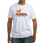 AW Logo Fitted T-Shirt