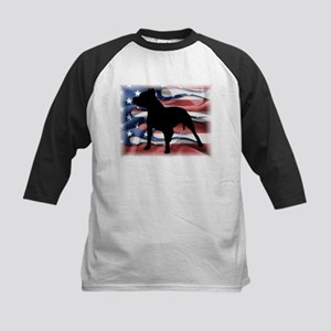 Pit Patriot Kids Baseball Jersey