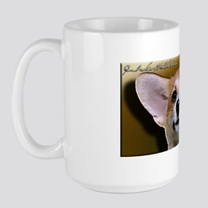 Face Of An Angel - Large Mug Mugs