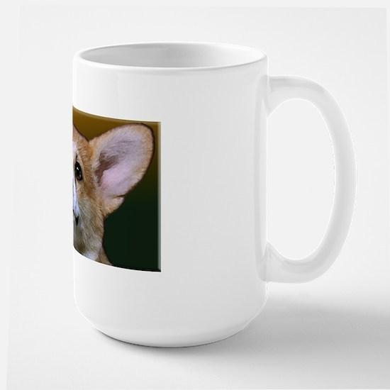 Face Of An Angel - Large Mug Mugs
