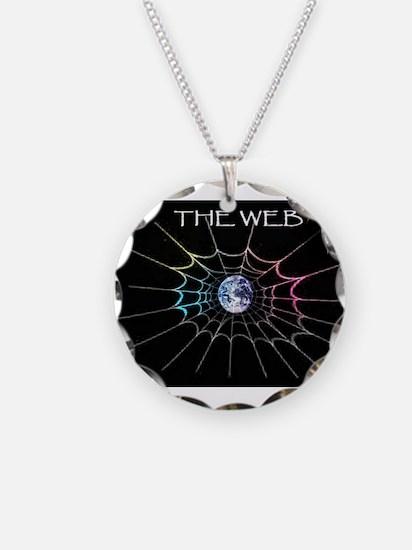 Jmcks The Web Necklace