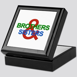 Brothers & Sisters Television Keepsake Box