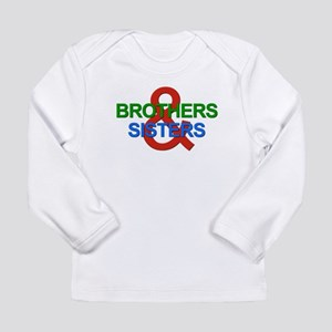 Brothers & Sisters Television Long Sleeve Infant T