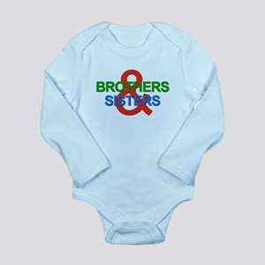 Brothers & Sisters Television Long Sleeve Infant B