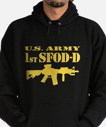 Delta Force T-Shirts Hoodie (dark)